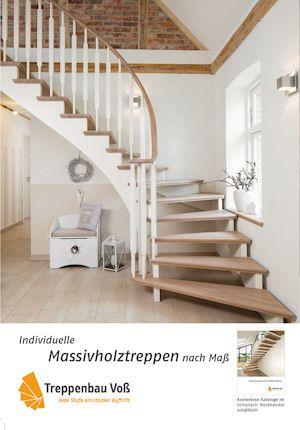 treppenbau voss treppe des jahres hpltreppe hpltreppe. Black Bedroom Furniture Sets. Home Design Ideas
